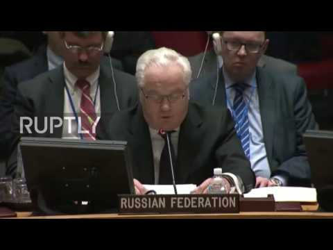 UN: Russian and Ukrainian Security Council reps accuse each other of breaking ceasefire