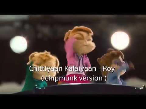 Chittiyan kallaiya chipmunk version HD animated