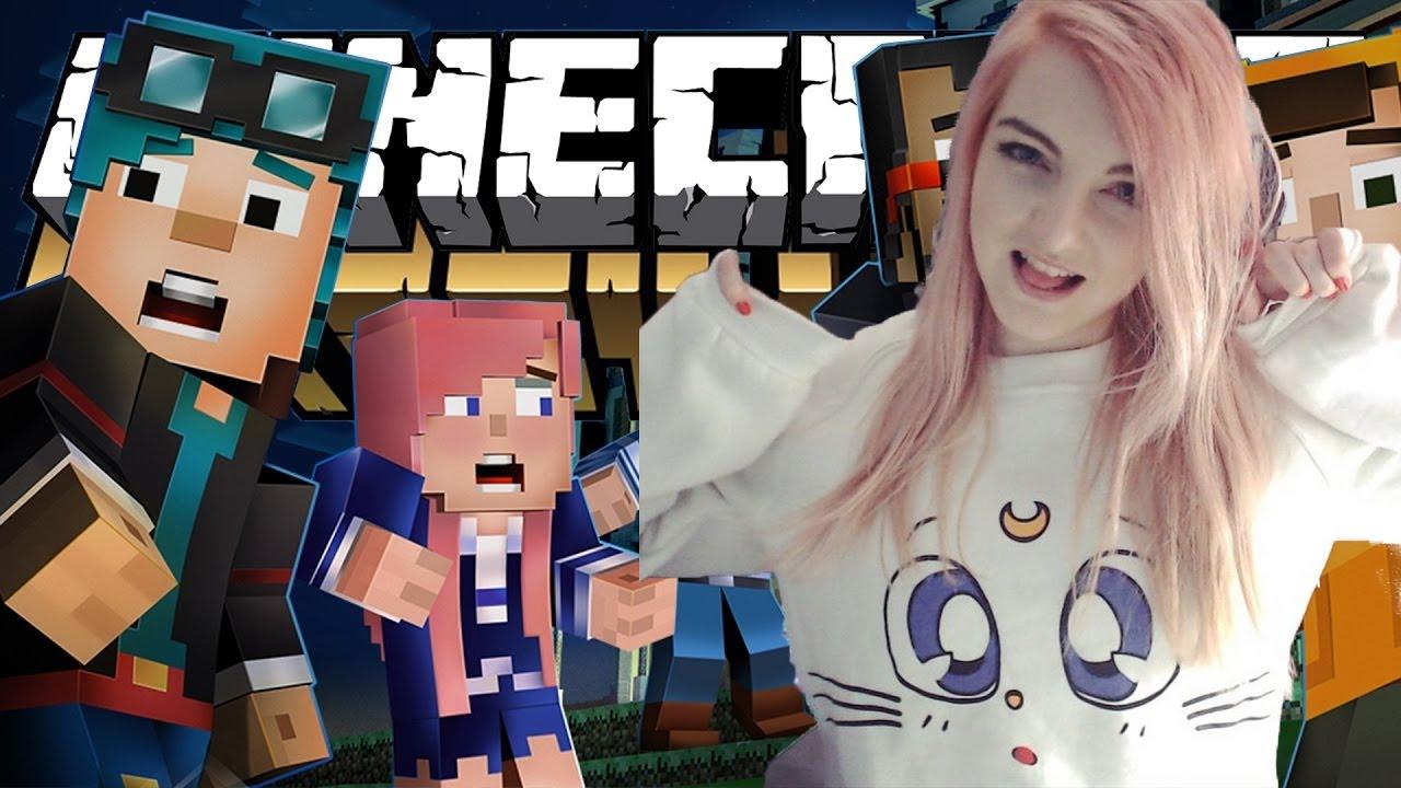 Minecraft Spielen Deutsch Skin Para Youtuber Minecraft Indo Bild - Skin para youtuber minecraft indo