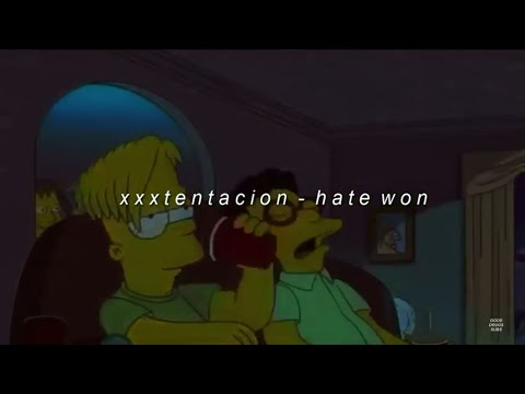 XXXTENTACION - Hate Won // New Song