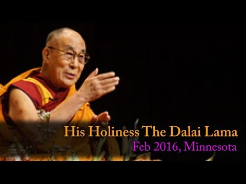 Dalai Lama's message to Tibetans 2016