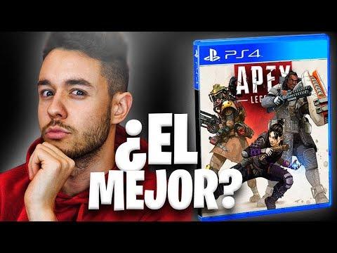 APEX LEGENDS ¿EL MEJOR BATTLE ROYALE GRATIS? - TheGrefg