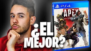 APEX LEGENDS ¿EL MEJOR BATTLE ROYALE GRATIS? - TheGrefg