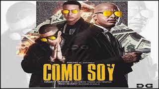 Bad Bunny Ft. Daddy Yankee Y Pacho - Como Soy   2018