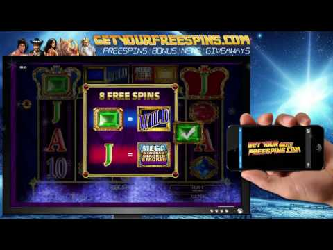 €20 - €30 - €50 feature in Jewel In The Crown (IGT)