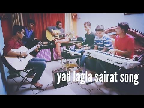 YadLagla sairat song   Ajay- Atul   Unplugged   latest Marathi Song 2017  The Beats Guys  