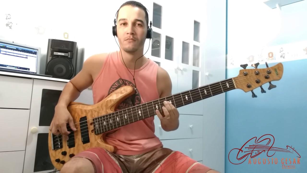 FORRÓ GOSPEL NO CONTRA BAIXO - MUSICA TA LIGADO - Fogo e glória