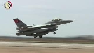 تعزيزات عسكرية من الجيشين الثاني والثالث الي سيناء .. فيديو