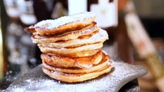 How To Make Whole Wheat Pancakes | Olive Tree Trading | Vicky Ratnani