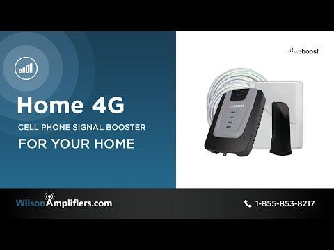 weBoost Home 4G Signal Booster (470101) | WilsonAmplifiers.com