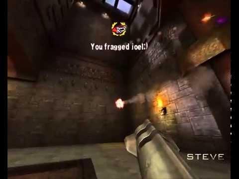 Самое лучшее видео по Quake 3