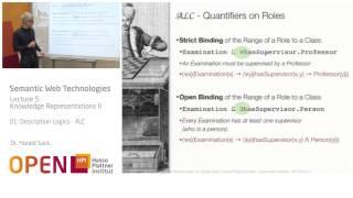 05 - 01 Description Logics ALC