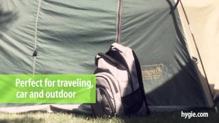 GO PEE® -- Children camping
