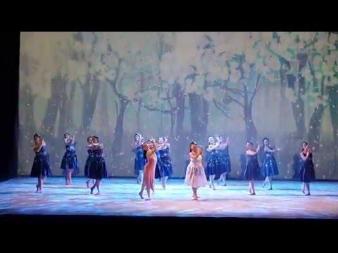 Waltz of The Snowflakes - Ballet Sumber Cipta