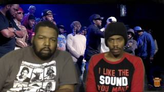 rum nitty vs tay roc reactions