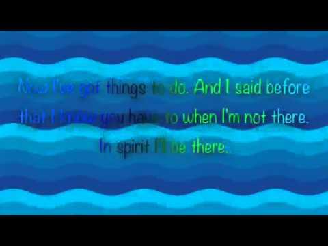 Depeche Mode-Shake The Disease (Lyrics Video)