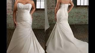 Plus Size Wedding Dresses  - Wigan Made
