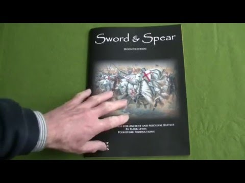 An Introduction to Sword and Spear Part 1