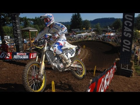 Peterson CAT Washougal National Race Highlights