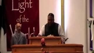 New Pastor Glenn D Alexander- March 12, 2010