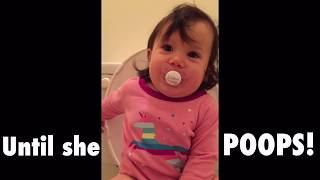 BABY POTTY TRAINING! TIPS FOR SUCCESS AT 8 MONTHS!