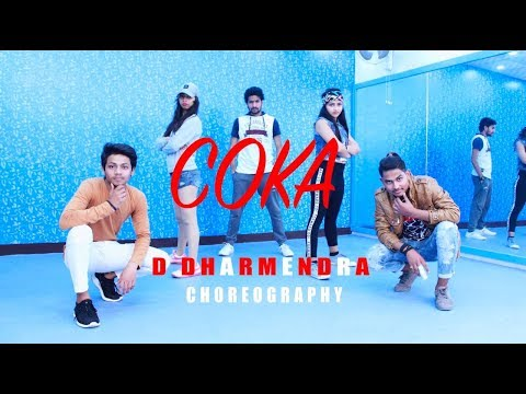 COKA : Sukh-E Muzical Doctorz Latest Punjabi Song 2019 || Choreography By || D Dharmendra