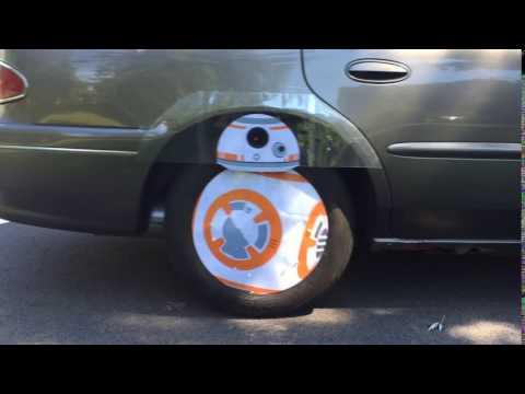 BB-8 Hubcap
