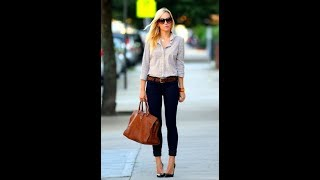 The best shirt to wear with jeans for womens