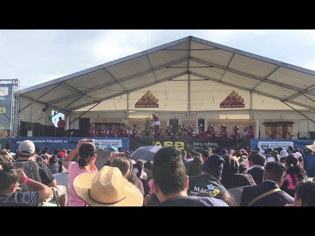 McAuley Samoan Group 2k18