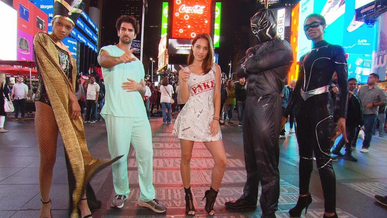 Pop Culture Halloween Costume Ideas, From Dancing Dentist to Black Panther