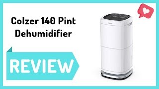 Colzer 140 Pint Dehumidifier Review