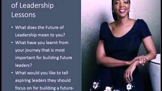 The Future of Technology Interview with Dr Judy Dlamini (Founder & Chairman: Mbekani Group)