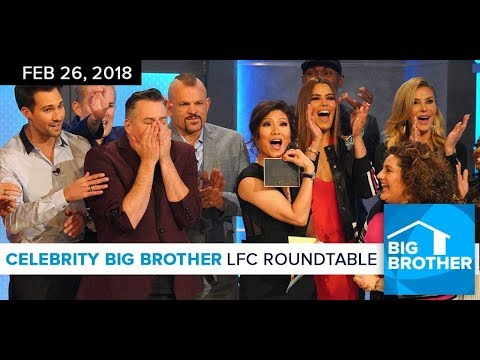 Celebrity Big Brother | LFC Roundtable Podcast | Feb 26, 2018