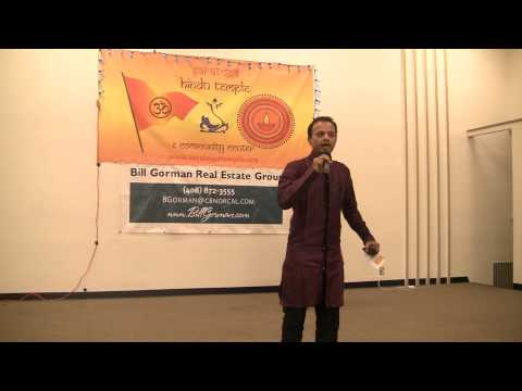 3rd Annual Saratoga Hindu New Year celebration - Video 4 of 9
