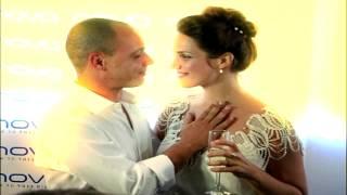 מרינה מקסימיליאן בלומין מתחתנת - חדשות הבידור