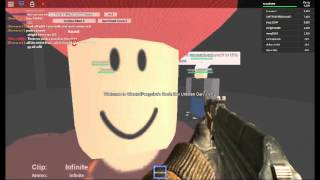Live Gameplay Call Of Duty Zombies : Roblox LIVE#1