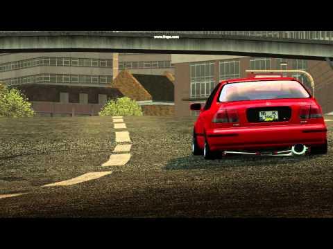 LFS - Honda Civic 1.6 VTİ - TugayBircan