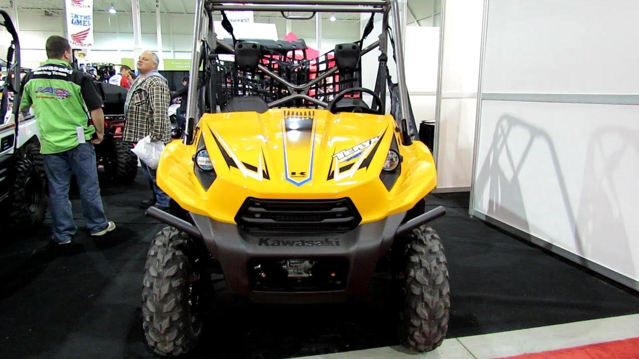 Kawasaki Teryx 750 Sport