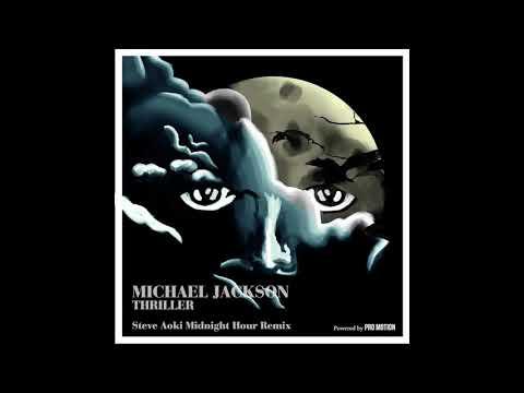 Michael Jackson - Thriller (Steve Aoki...
