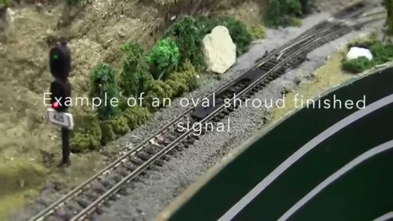 This railroad combines technologies from several hardware and