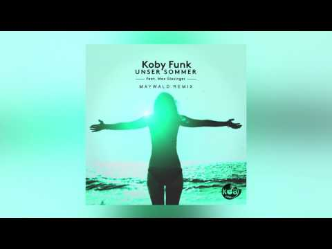 Koby Funk - Unser Sommer feat. Max Giesinger (Maywald Remix) [Cover Art]