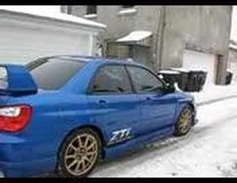 ZTI (sti) winter drift chicago