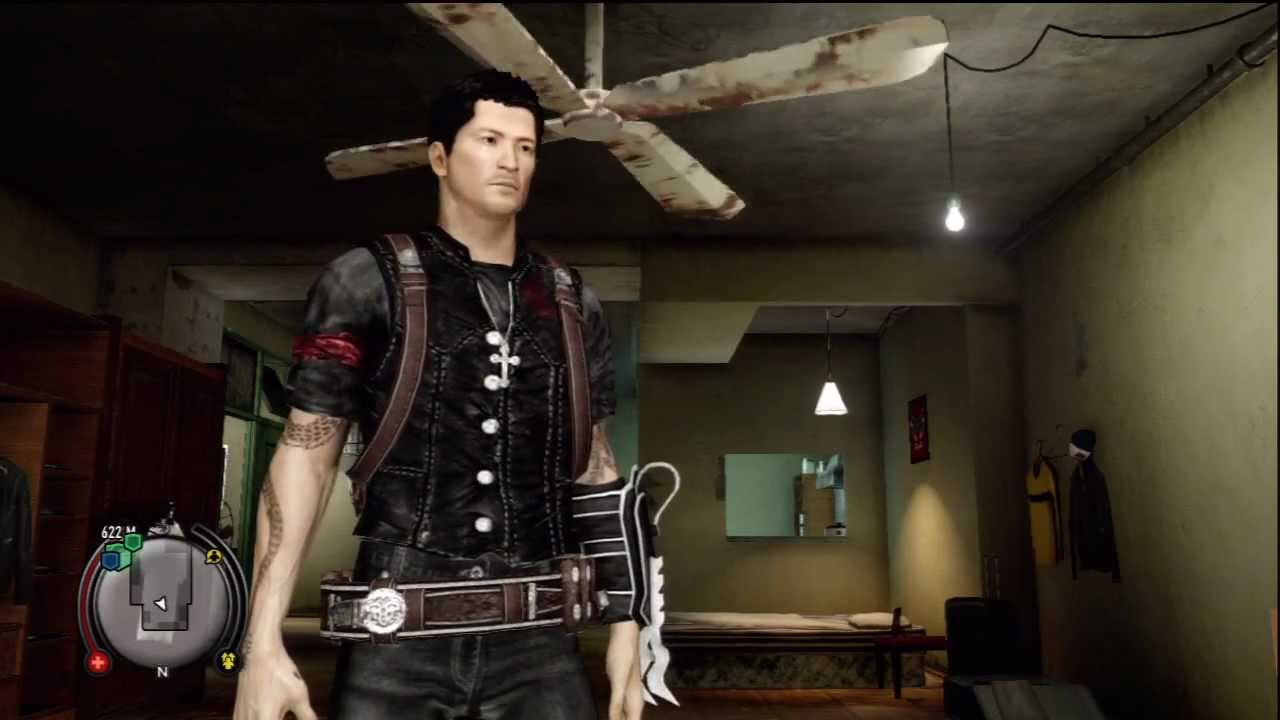 How To Get Rico Outfit Sleeping Dogs