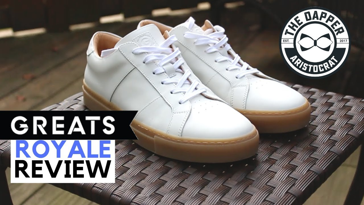 Greats Royale Sneaker Review | Are the