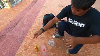Go fishing in Takeo province Was salt ( ស្ទូចត្រី បានអំបិល ) Fishing Vlog # 51