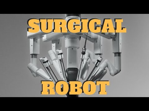 Davinci Xi Surgical Robot Overview