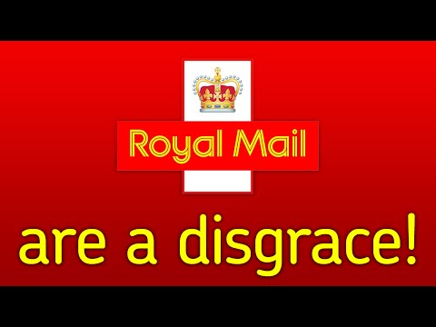 Royal Mail are a Disgrace! @RoyalMail