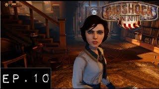 Bioshock Infinite [Gameplay ITA HD] 10 Primo Incontro Con Elisabeth!