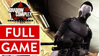 Shadow Complex Remastered [052] PC Longplay/Walkthrough/Playthrough (FULL GAME)