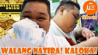 GASTOS PA MORE! (FIRST YOUTUBE SALARY)   VLOG #59